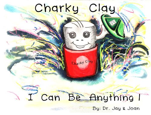 CHARKY CLAY 'I CAN BE ANYTHING' © Joan Walsh