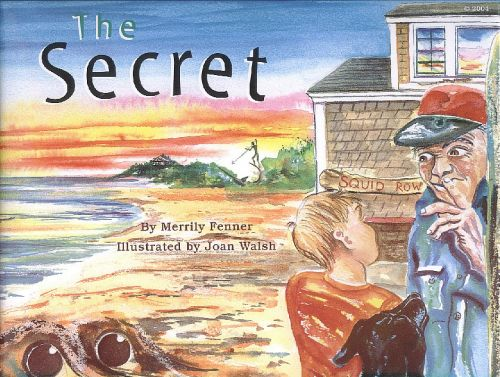 The Secret (Hardcover) written by Merrily Fenner © Joan Walsh